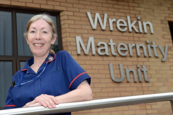 Midwife Led Unit Shrewsbury And Telford Hospital Nhs Trust