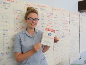 Staff Nurse Viola Jones