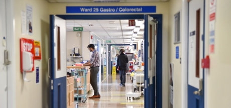 Gastro and Colorectal ward
