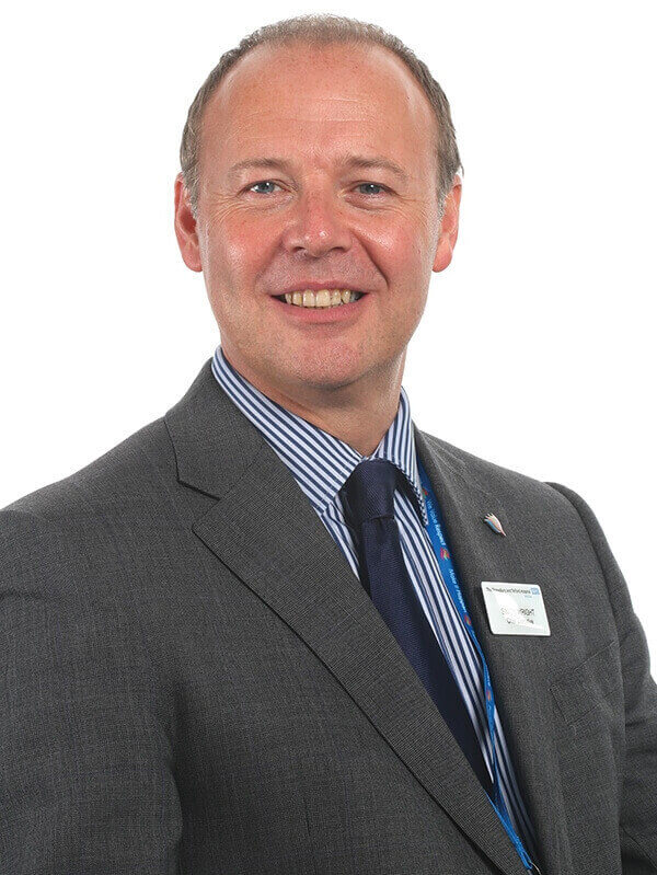 Simon Wright Chief Executive