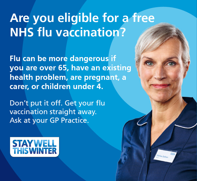 Image result for free nhs flu vaccine
